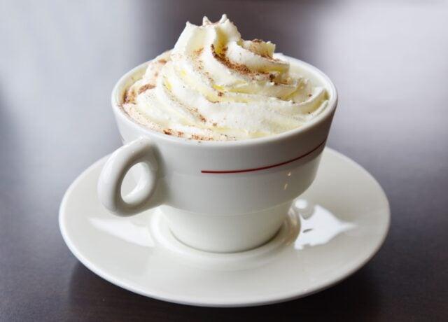 Heavy Cream In Coffee
