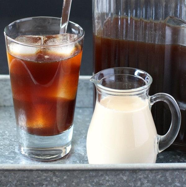Easy Chai Vanilla Creamer