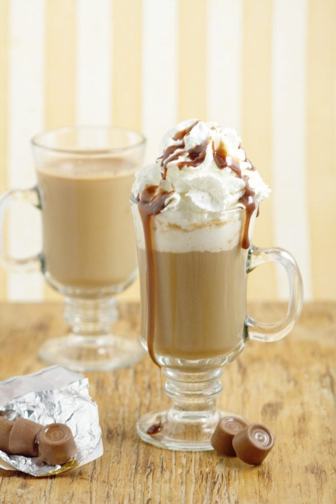 Chocolate Caramel Rolo Creamer