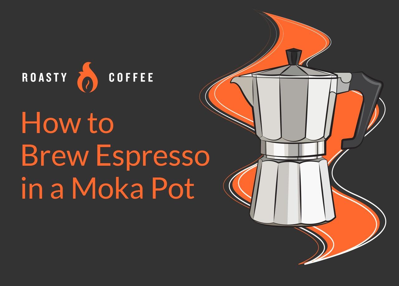 How to Brew Espresso in a Moka Pot