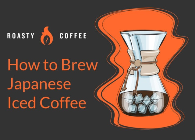 How to Brew Japanese Iced Coffee