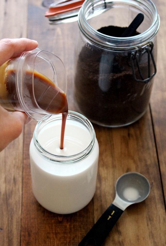 Salted Caramel Vegan Creamer