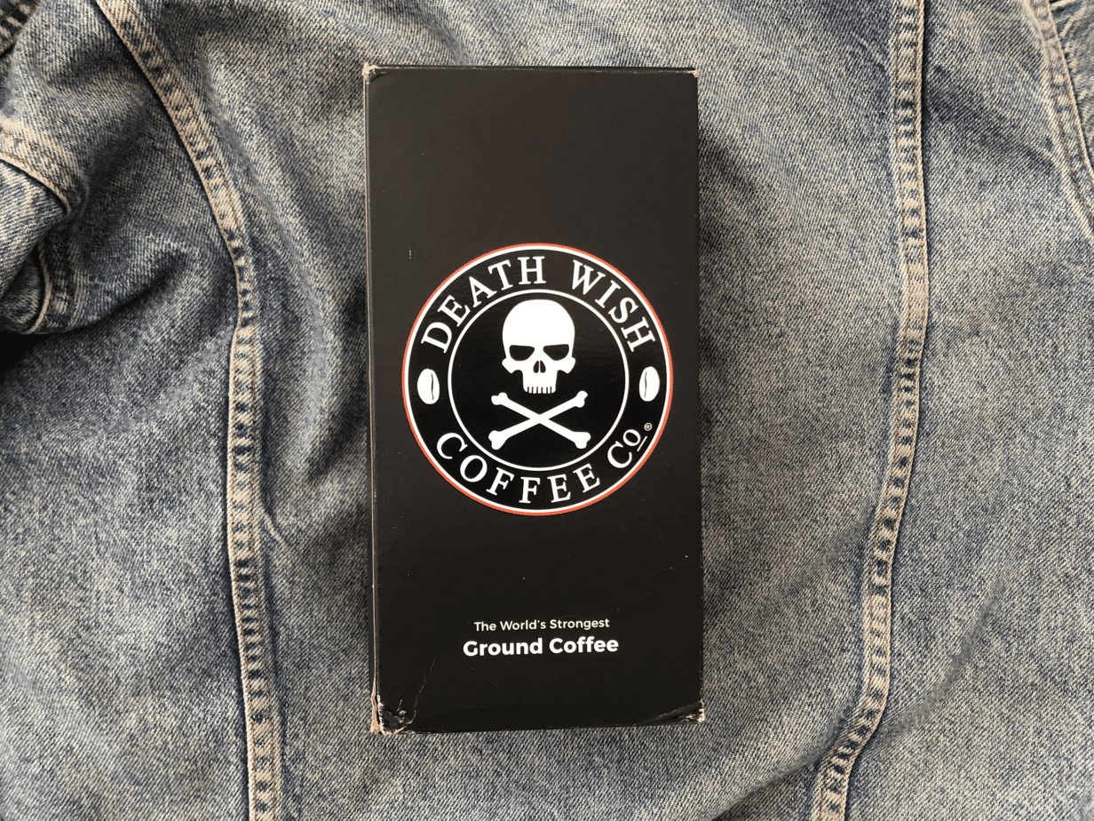 death wish coffee review box