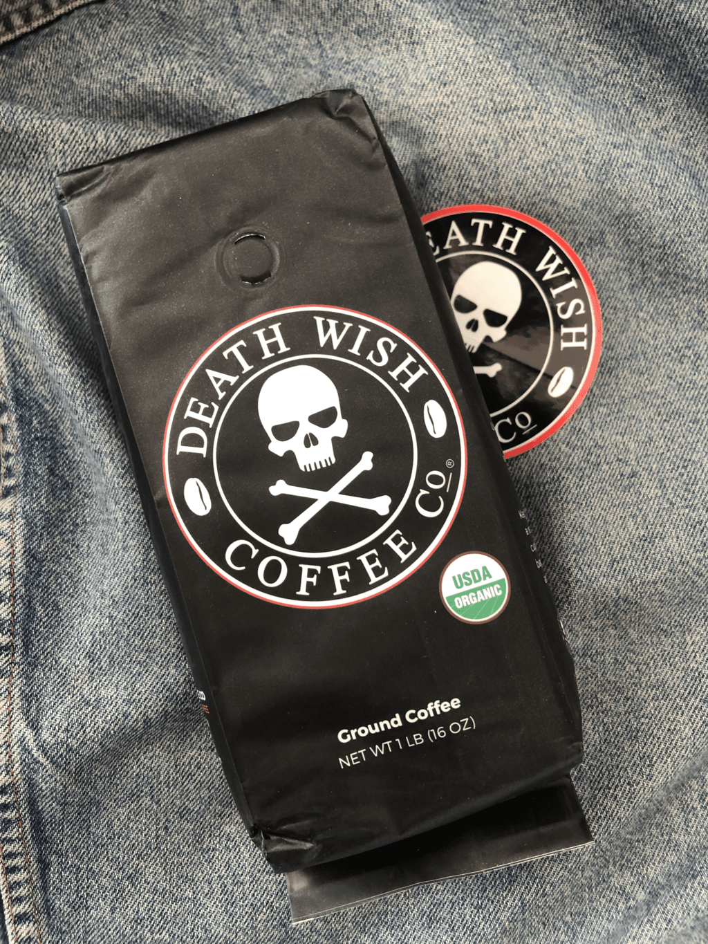 death wish coffee package