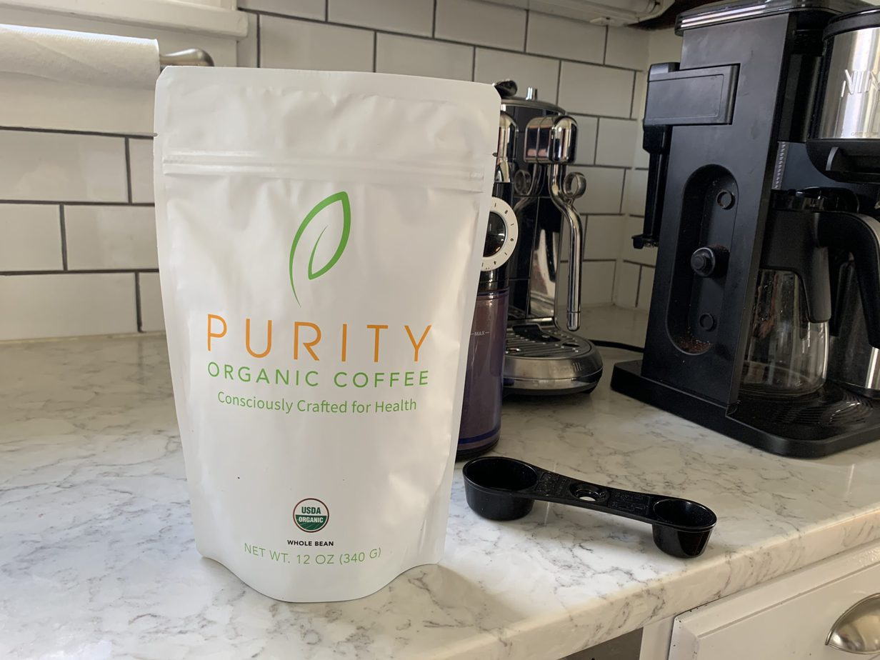 Purity Coffee Bag