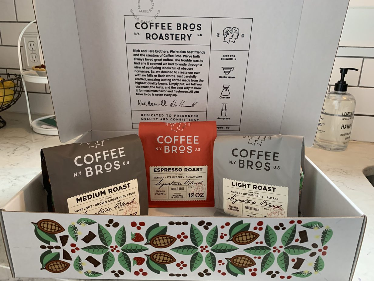 Coffee Bros Sampler