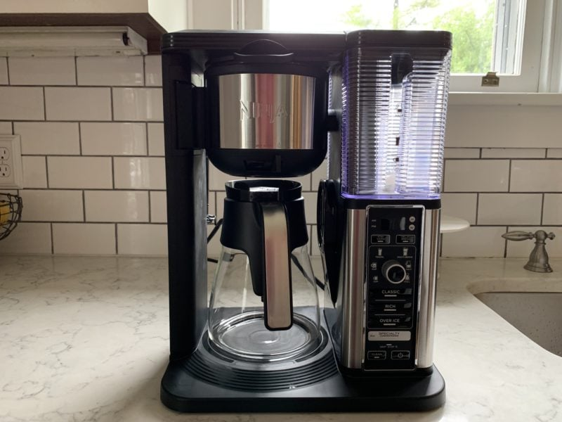 The Ninja Specialty Coffee Maker: All You Need In a Coffee Machine