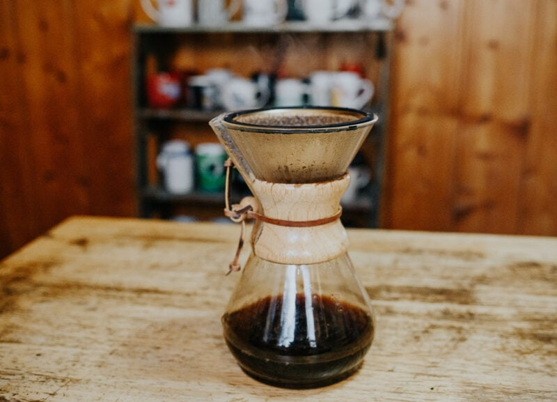 barista warrior pour over review