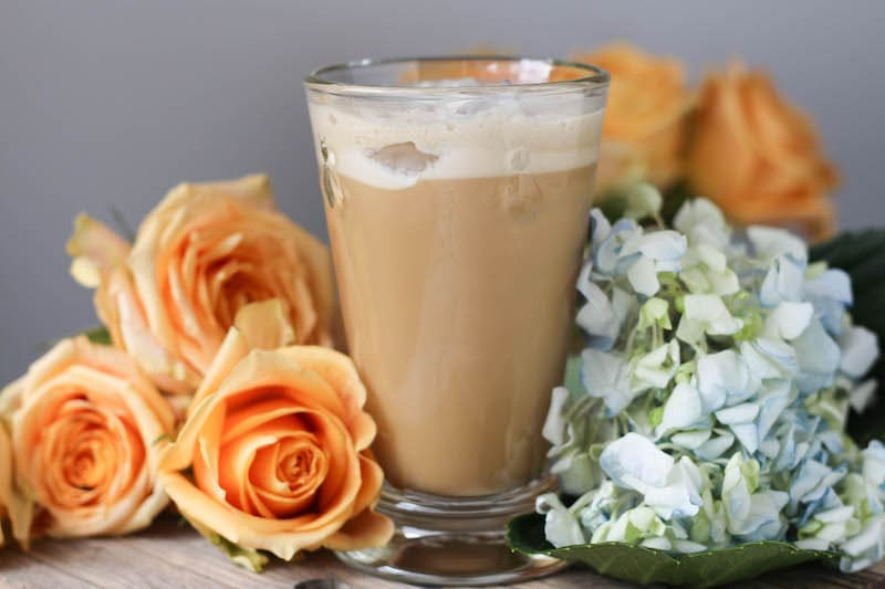 Sweet Cream Collagen Vanilla Bean Iced Coffee