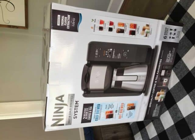 Ninja Hot and Cold Brew System Review