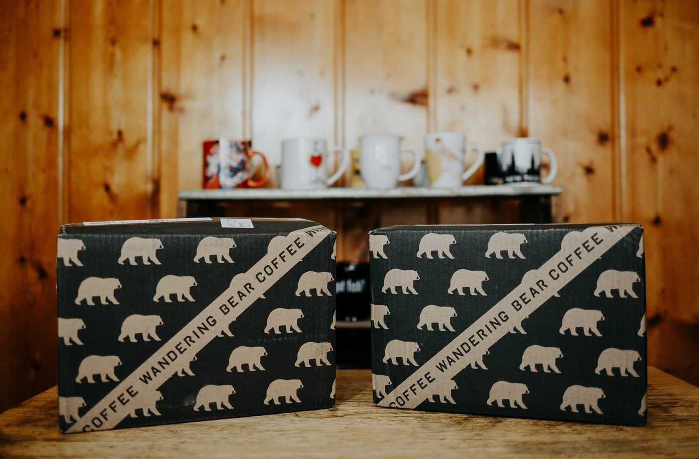 wandering bear coffee review