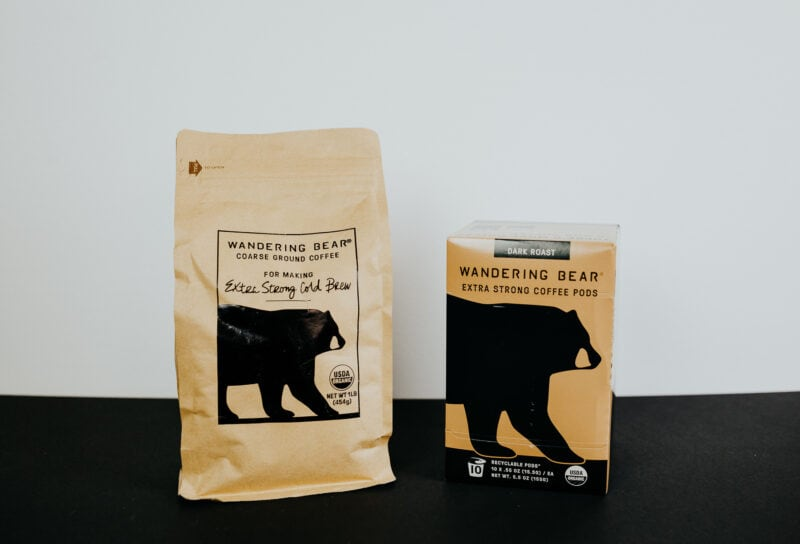 wandering bear coffee review