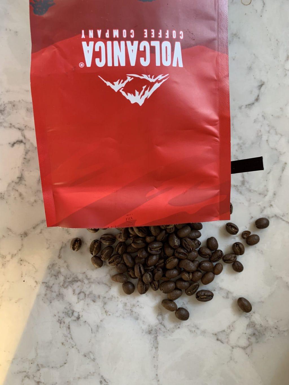 Volcanica Kona Beans