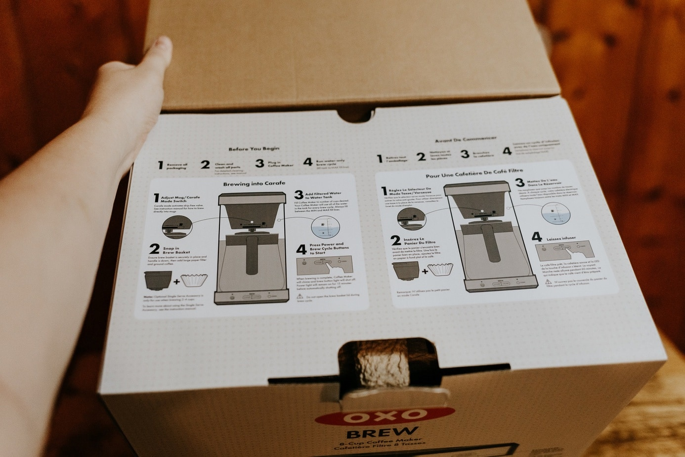 oxo 8-cup review