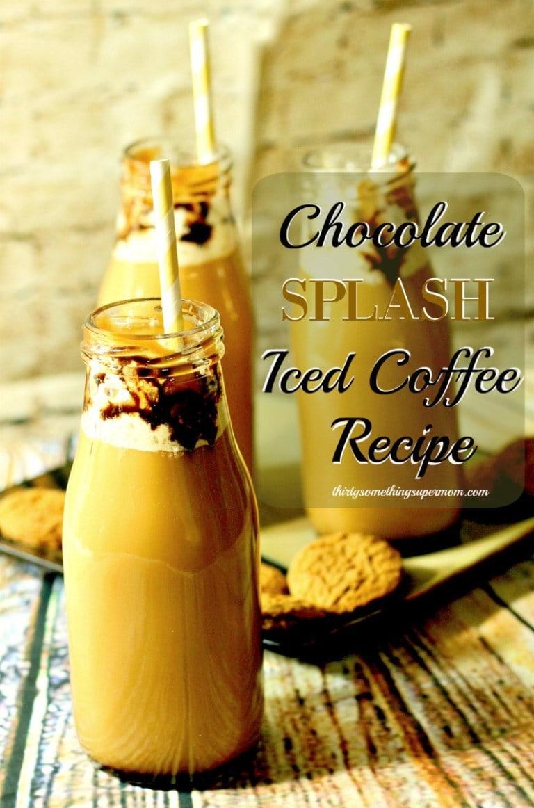 Chocolate Iced Coffee Recipe