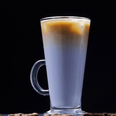 Iced Ube Latte Recipe