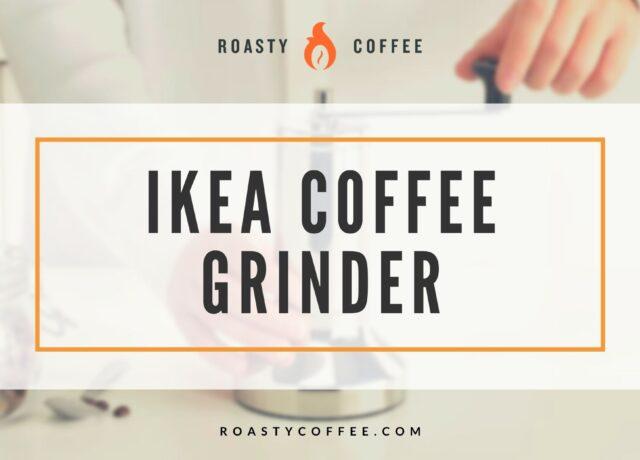 Ikea Coffee Grinder
