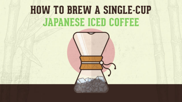 How to Brew a Single-Cup Japanese Iced Coffee