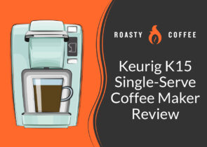 Keurig K15 Single-Serve Coffee Maker Review