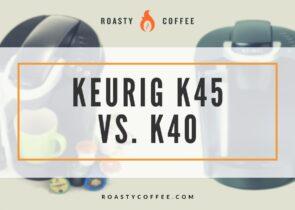 Keurig K45 vs. K40