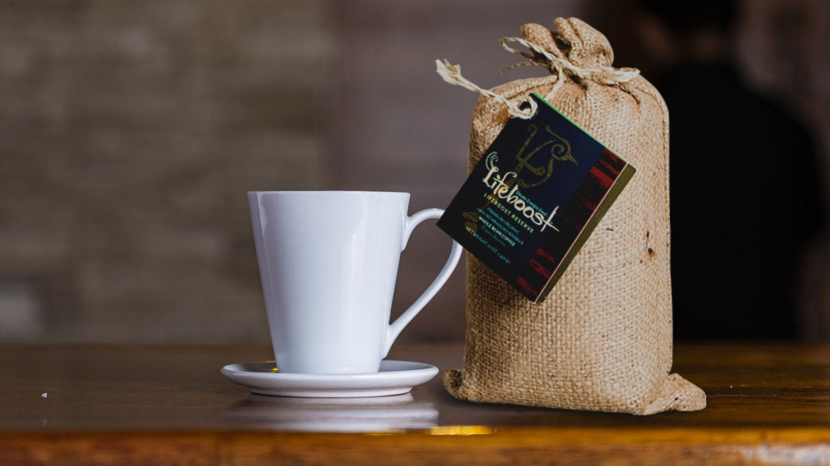 Lifeboost Coffee