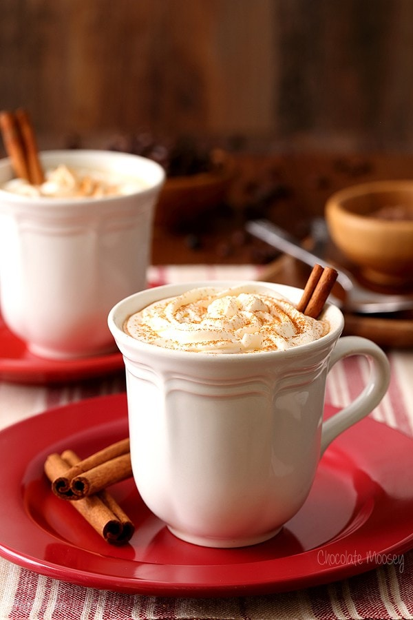 Mexican Spiced Mochas