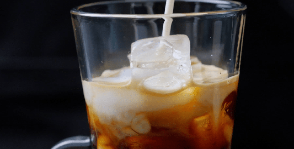 Milk In Iced Coffee