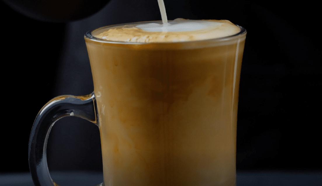 Milk In Latte