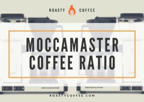 Moccamaster Coffee Ratio
