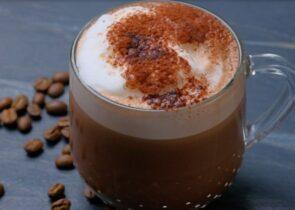 Mocha Cappuccino Recipe