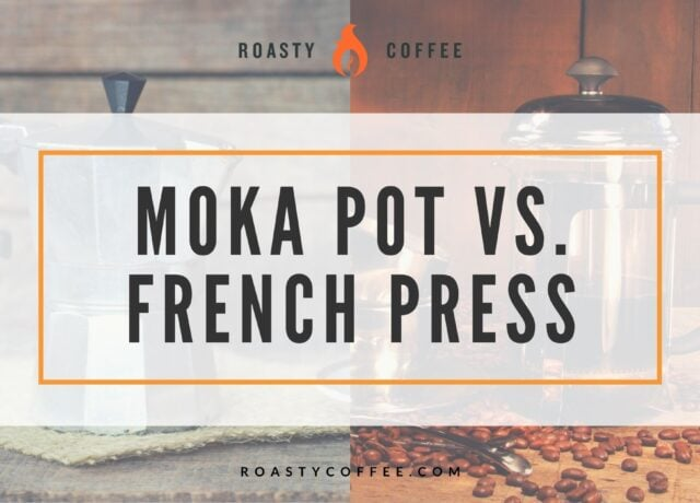 Moka Pot vs. French Press
