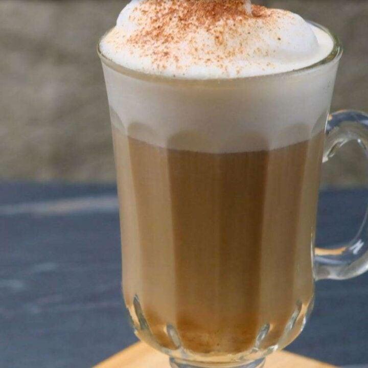 Oat Milk Latte Recipe
