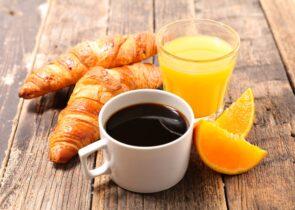 Orange And Coffee