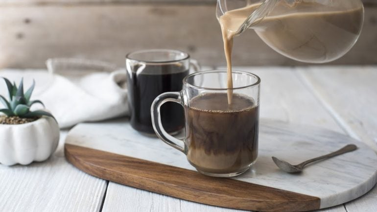Vegan Autumn Spice Coffee Creamer