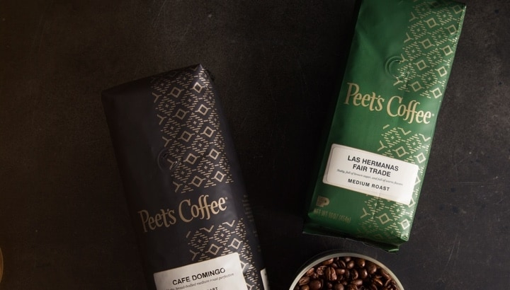 Peet's Coffee Subscription Box