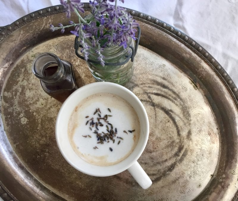 Sweet & Simple Lavender Latte