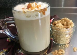 brown sugar latte