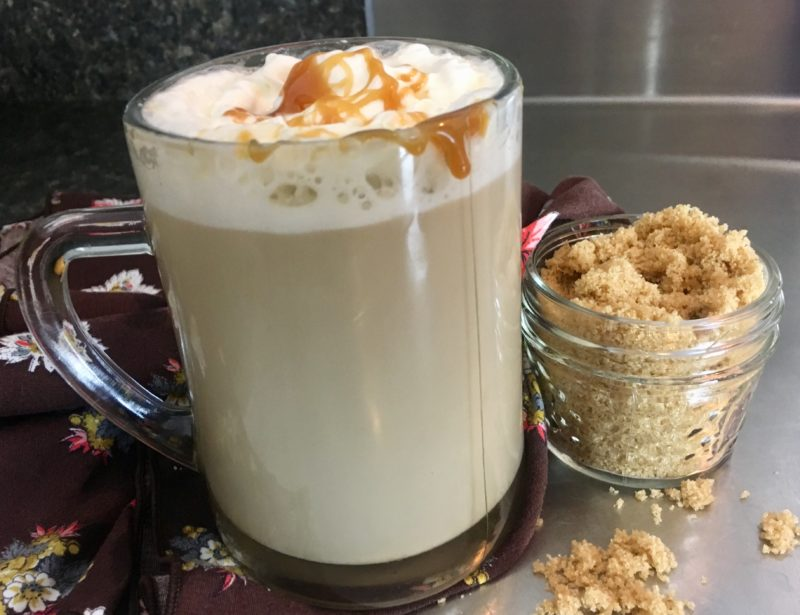 Easy Breezy Brown Sugar Latte