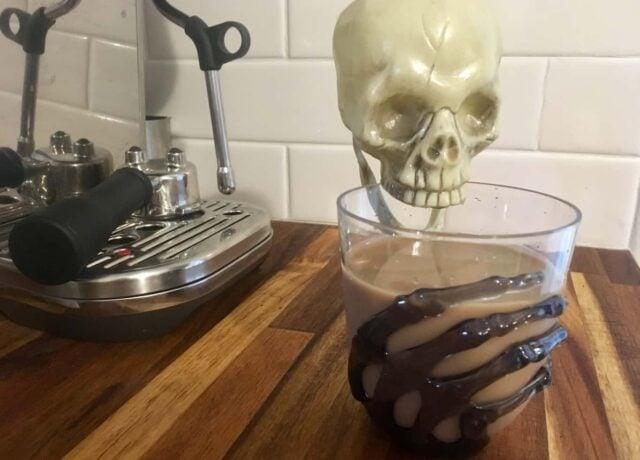 bone chilling cold brew