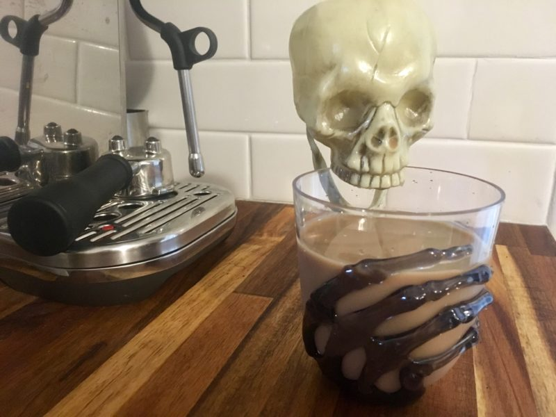 bone chilling cold brew