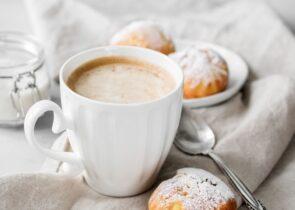 Powdered Sugar In Coffee