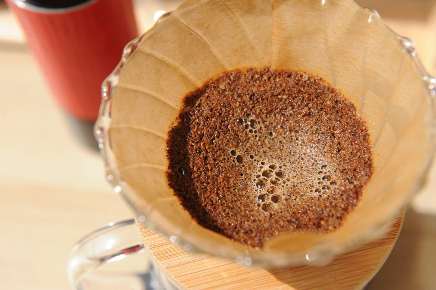 Reuse Coffee Filter