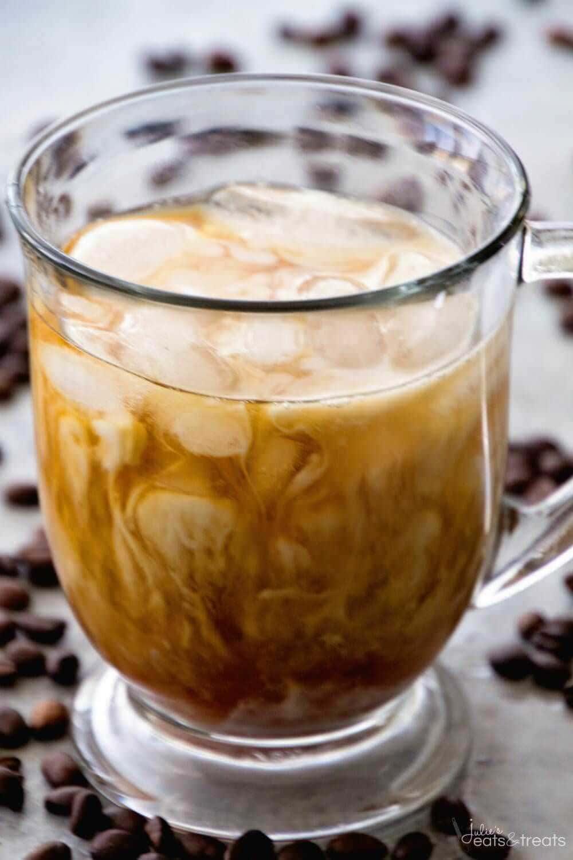 Vanilla Iced Skinny Coffee
