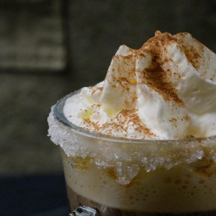 Spanish Coffee Cocktail Recipe