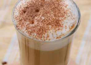 Spiced Cinnamon Dolce Latte Recipe