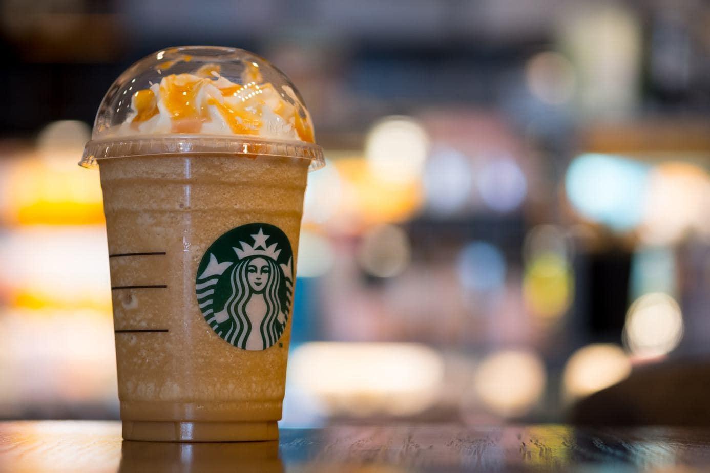 Starbucks Coffee Sauce