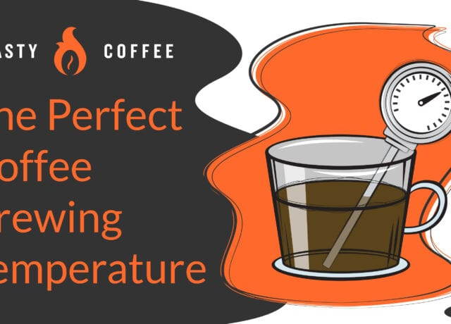 The Perfect Coffee Brewing Temperature