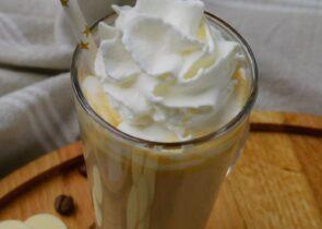 Toasted white chocolate mocha recipe