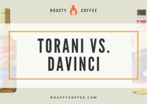 Torani vs Davinci