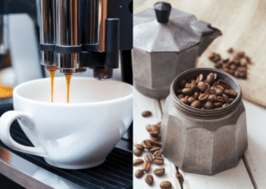 Moka Pot vs. Espresso